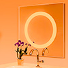 Alice Mirror LED - Dimmable,<br />2000K Warm Dim - Click to Enlarge