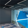Cirrus Suspension Downlight Modular With Remote Power - Click to Enlarge