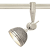 Chopper In Polished Nickel with Polished Nickel <br>S7 Shade and L16-SF Accessory - Click to Enlarge