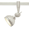 Chopper In Satin Nickel with Satin Nickel <br>S6 Shade and L16-SF Accessory - Click to Enlarge