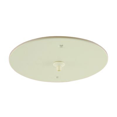 "7"" Round Recessed Fast Jack Canopy"