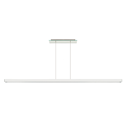 Glide Glass Up/Down Center Feed, Mirrored Glass