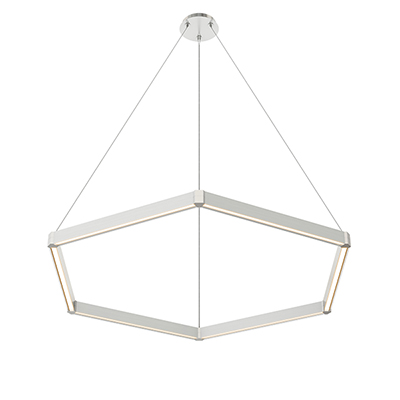 Nova Up/Down Miyo (Make It Your Own) Hexagon LED Suspension With Power