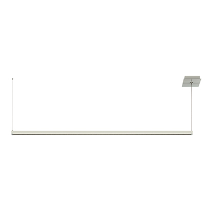 Nova Suspension Downlight With Power - End Feed