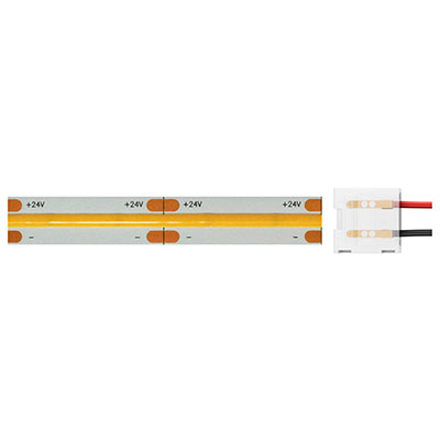 Lazer Strip COB™ Snap and Light Static White & Color, 3W, 5W 24VDC