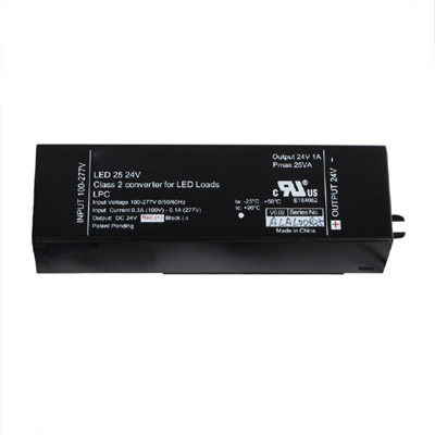 PS-25W-24VDC 25 Watt 24 Volt DC Power Supply