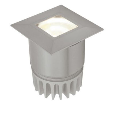 Sun 3 LED Square Uplight or Steplight