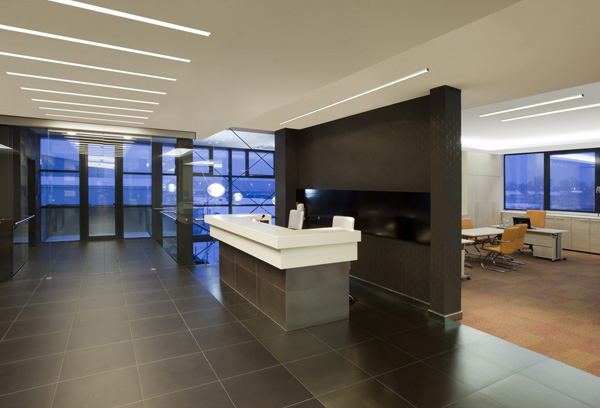 Edge Lighting Cirrus Ceiling Square 1 With Remote Power