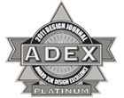 2011 ADEX, Award for Design Excellence