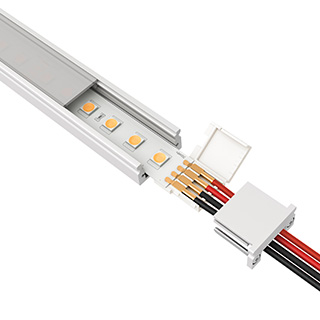 LED STRIPS   BR   LINEAR ALUMINUM EXTRUSIONS