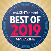 enLIGHTenment Magazine Best of 2019