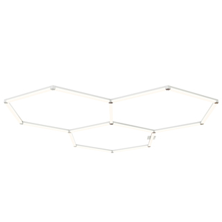 Cirrus Ceiling br   Square 1 Lens Modular br   with Remote Power