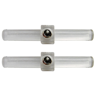 Straight Isolating Connectors