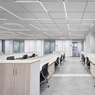 Cirrus T Bar Ceiling br   Downlight Modular br   with Remote Power