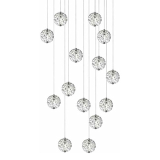 Bubble Ball 14 Linear Canopy