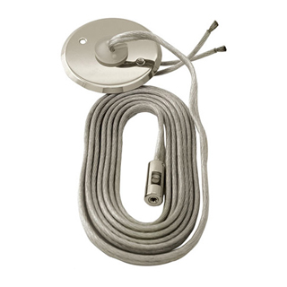 4  Round Adjustable br   Power Feed Canopies