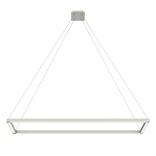 Cirrus MIYO br    Make It Your Own  br   Rectangle LED Suspension