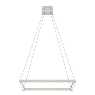 Cirrus MIYO br    Make It Your Own  br   Square Warm Dim LED Suspension br    span class  with power green  with Power  span