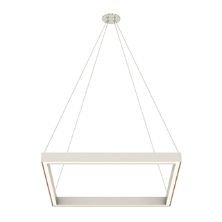 Nova Large MIYO br    Make It Your Own  br   Square LED Suspension br   Down Light