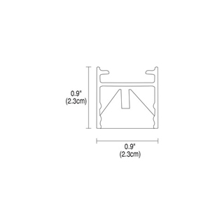 Cirrus Channel Wall Wash