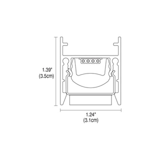 Nova Wall Grazer Channel