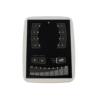 Color Touch Screen Controller with Power Adapter