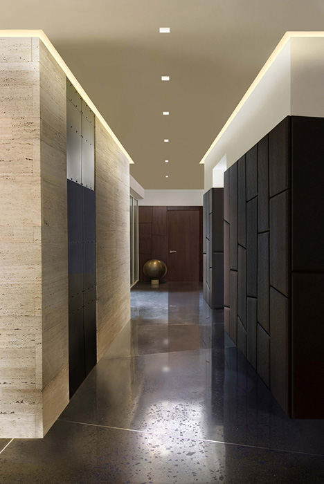 Pure Lighting Verge Ceiling Plaster In Led System