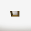 Aurora LED Square Beveled 2.0 - Click to Enlarge