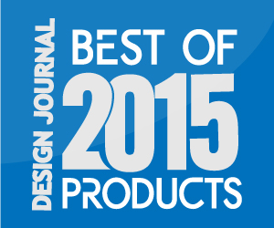 Design Journal, Best of 2015 Products