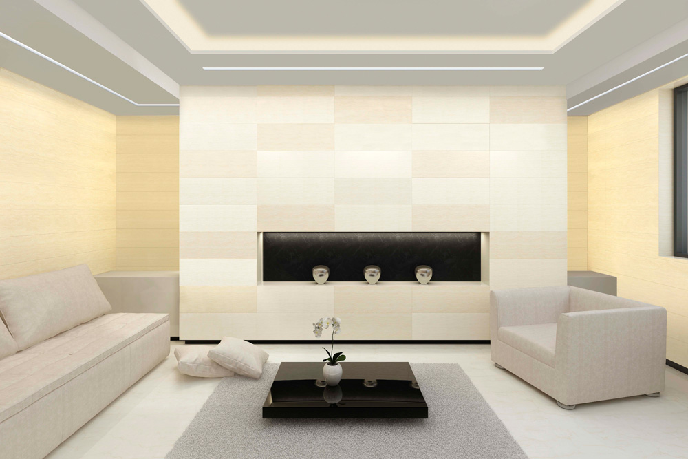 Pure Lighting Reveal Wall Wash Biy 24vdc Plaster In